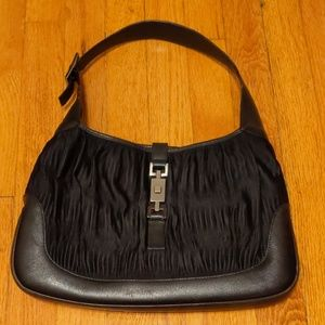 Medium Size Gucci Black Purse
